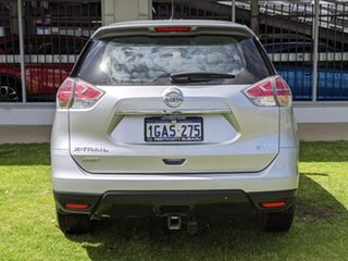 2015 Nissan X-Trail T32 ST X-tronic 4WD Silver 7 Speed Constant Variable Wagon