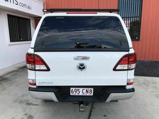 2018 Mazda BT-50 UR0YG1 XTR 4x2 Hi-Rider White 6 Speed Sports Automatic Utility