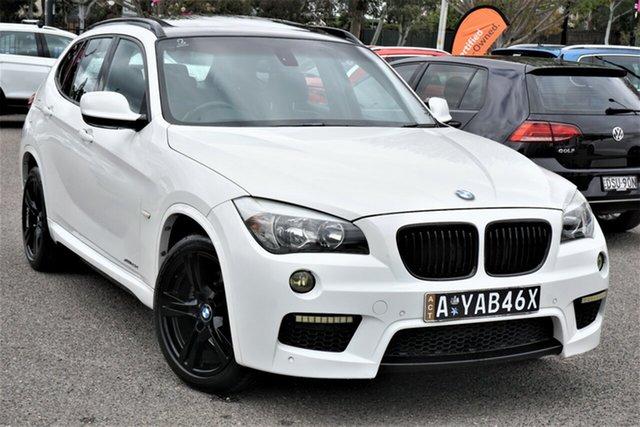 Used BMW X1 E84 MY11.5 xDrive23d Steptronic Phillip, 2011 BMW X1 E84 MY11.5 xDrive23d Steptronic White 6 Speed Sports Automatic Wagon