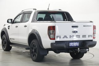 2019 Ford Ranger PX MkIII 2019.75MY Wildtrak Arctic White 10 Speed Sports Automatic.