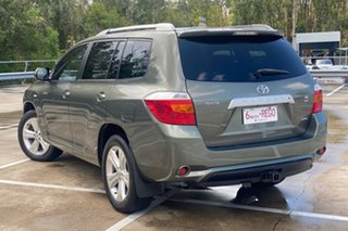 2008 Toyota Kluger GRANDE Grey 5 Speed Auto Active Select Wagon