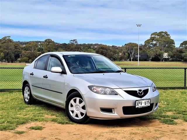 Used Mazda 3 BK10F2 Neo St Marys, 2007 Mazda 3 BK10F2 Neo Silver 4 Speed Sports Automatic Sedan