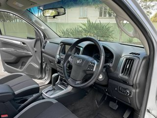 2018 Holden Colorado RG MY19 LT Silver 6 Speed Automatic Dual Cab