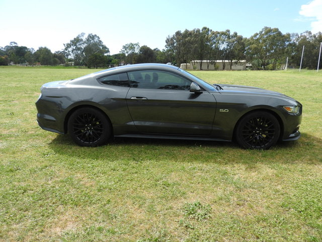 Used Ford Mustang FM 2017MY GT Fastback Epsom, 2017 Ford Mustang FM 2017MY GT Fastback 6 Speed Manual Fastback
