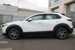 2021 Mazda CX-30 DM2WLA G25 SKYACTIV-Drive Astina Jet Black 6 Speed Sports Automatic Wagon