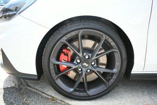2021 Hyundai i30 N PREMIUM N Premium Polar White 6 Speed Manual Hatchback.