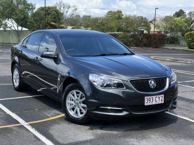 Used Holden Commodore VF II MY17 Evoke Chermside, 2017 Holden Commodore VF II MY17 Evoke Grey 6 Speed Sports Automatic Sedan
