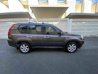 2008 Nissan X-Trail T31 TI Purple 1 Speed Constant Variable Wagon.