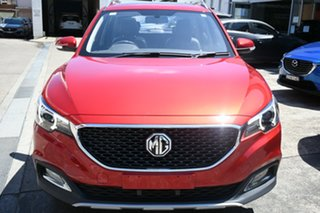 2018 MG ZS Essence Red 6 Speed Automatic Wagon