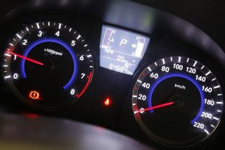 2018 Hyundai Accent RB6 MY19 Sport Silver 6 Speed Sports Automatic Sedan