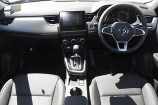 2021 Renault Arkana JL1 Zen Coupe EDC Zanzibar Blue 7 Speed Sports Automatic Dual Clutch Hatchback