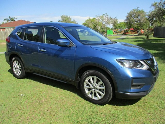 Used Nissan X-Trail T32 Series II ST X-tronic 4WD Kippa-Ring, 2019 Nissan X-Trail T32 Series II ST X-tronic 4WD Blue 7 Speed Constant Variable Wagon