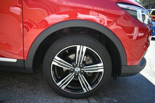 2018 MG ZS Essence Red 6 Speed Automatic Wagon.