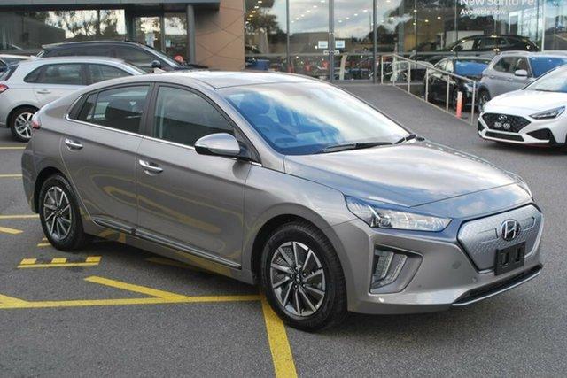 New Hyundai Ioniq AE.V4 MY22 electric Premium Nailsworth, 2021 Hyundai Ioniq AE.V4 MY22 electric Premium Fluid Metal 1 Speed Reduction Gear Fastback
