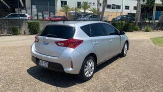 2014 Toyota Corolla ZRE182R Ascent Sport Silver 7 Speed CVT Auto Sequential Hatchback.