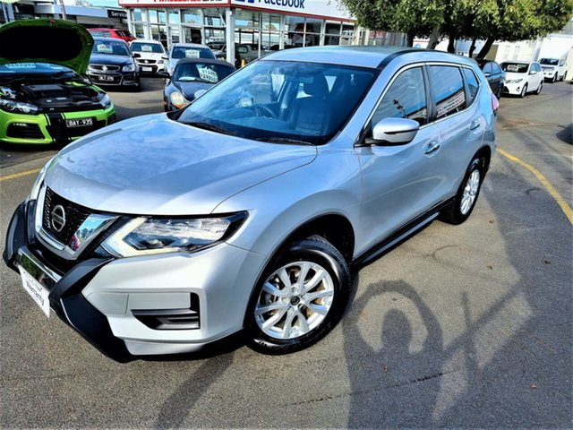 Used Nissan X-Trail T32 Series II ST X-tronic 2WD Seaford, 2017 Nissan X-Trail T32 Series II ST X-tronic 2WD Silver 7 Speed Constant Variable Wagon