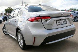 2020 Toyota Corolla Mzea12R SX Silver Pearl 10 Speed Constant Variable Sedan.