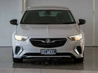 2018 Holden Commodore ZB MY19 RS-V Sportwagon AWD White 9 Speed Sports Automatic Wagon.