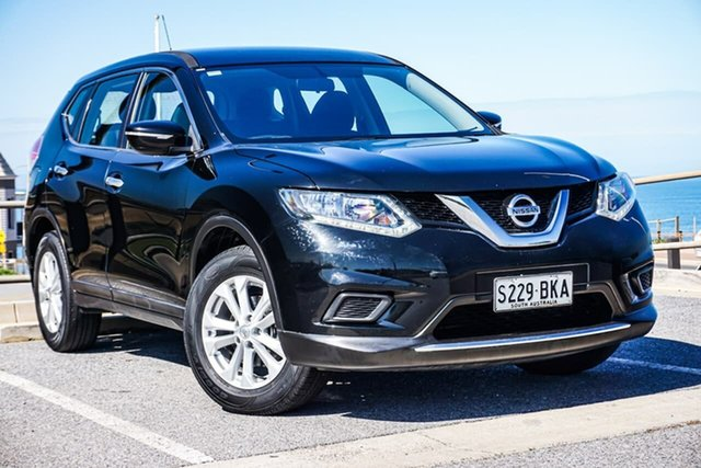 Used Nissan X-Trail T32 ST X-tronic 2WD Christies Beach, 2016 Nissan X-Trail T32 ST X-tronic 2WD Black 7 Speed Constant Variable Wagon