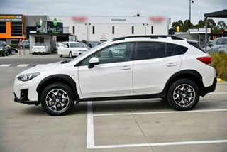 2017 Subaru XV G4X MY17 2.0i Lineartronic AWD White 6 Speed Constant Variable Wagon