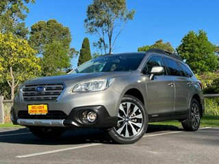 2016 Subaru Outback B6A MY17 2.5i CVT AWD Gold 6 Speed Constant Variable Wagon.