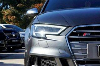 2020 Audi S3 8V MY20 S Tronic Quattro Grey 7 Speed Sports Automatic Dual Clutch Sedan