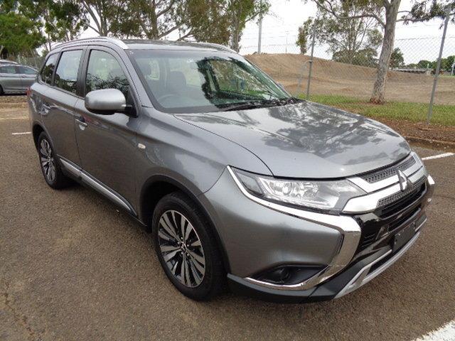Used Mitsubishi Outlander ZL MY19 ES 2WD Elizabeth, 2019 Mitsubishi Outlander ZL MY19 ES 2WD Grey 6 Speed Constant Variable Wagon