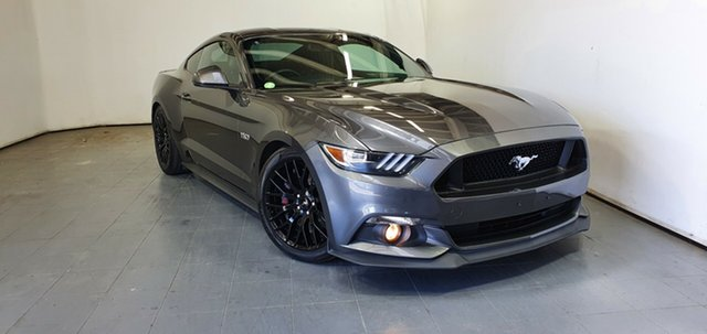 Used Ford Mustang FM 2017MY GT Fastback SelectShift Elizabeth, 2017 Ford Mustang FM 2017MY GT Fastback SelectShift Grey 6 Speed Sports Automatic Fastback