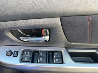2016 Subaru WRX V1 MY17 AWD Blue 6 Speed Manual Sedan