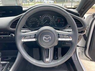 2019 Mazda 3 BP2HLA G25 SKYACTIV-Drive GT White 6 Speed Sports Automatic Hatchback