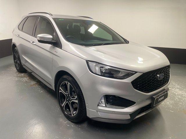 Used Ford Endura CA 2019MY ST-Line Rutherford, 2019 Ford Endura CA 2019MY ST-Line Ingot Silver 8 Speed Sports Automatic Wagon