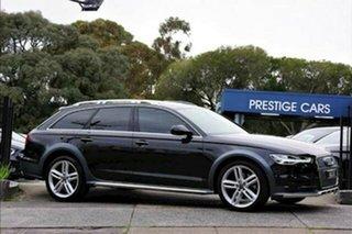 2015 Audi A6 4G MY16 Allroad S Tronic Quattro Black 7 Speed Sports Automatic Dual Clutch Wagon.