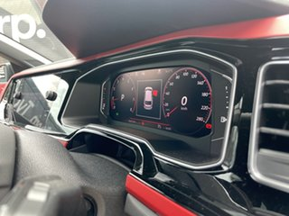 2020 Volkswagen Polo AW MY20 GTI DSG Black 6 Speed Sports Automatic Dual Clutch Hatchback