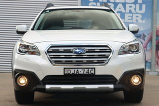 2016 Subaru Outback MY16 2.0D Premium AWD White Continuous Variable Wagon