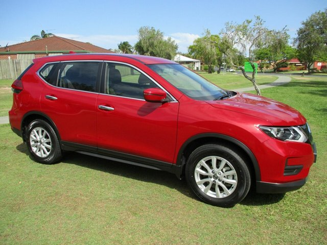 Used Nissan X-Trail T32 Series II ST X-tronic 2WD Kippa-Ring, 2019 Nissan X-Trail T32 Series II ST X-tronic 2WD Red 7 Speed Constant Variable Wagon