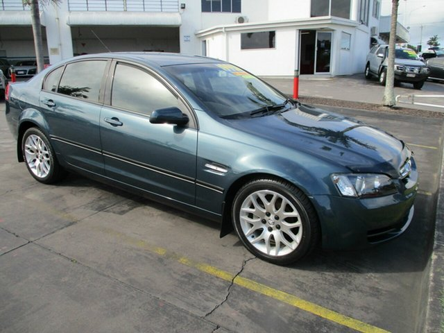 Used Holden Commodore VE MY09 60th Anniversary Kippa-Ring, 2008 Holden Commodore VE MY09 60th Anniversary Blue 4 Speed Automatic Sedan