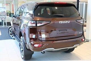 2021 Isuzu MU-X RJ MY21 LS-T (4x2) Jasper Brown 6 Speed Auto SEQ Sports Mode Wagon.
