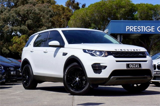 Used Land Rover Discovery Sport L550 19MY SE Balwyn, 2019 Land Rover Discovery Sport L550 19MY SE 9 Speed Sports Automatic Wagon