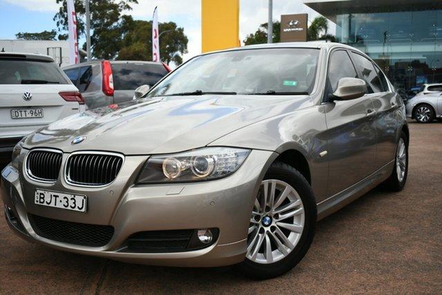 Used BMW 323i E90 MY09 Brookvale, 2009 BMW 323i E90 MY09 Bronze 6 Speed Auto Steptronic Sedan