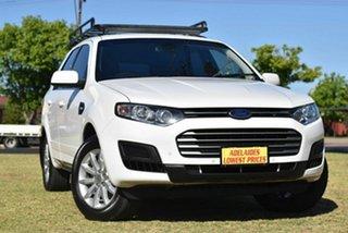 2016 Ford Territory SZ MkII TX Seq Sport Shift White 6 Speed Sports Automatic Wagon.