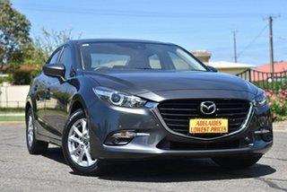 2018 Mazda 3 BN5278 Touring SKYACTIV-Drive Grey 6 Speed Sports Automatic Sedan.