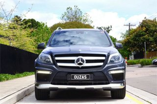 2015 Mercedes-Benz GL-Class X166 GL350 BlueTEC 7G-Tronic + Grey 7 Speed Sports Automatic Wagon