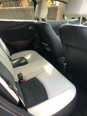 2016 Mazda CX-3 DK2W7A Akari SKYACTIV-Drive Meteor Grey 6 Speed Sports Automatic Wagon