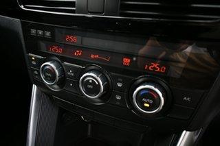2013 Mazda CX-5 MY13 Maxx Sport (4x4) Black 6 Speed Automatic Wagon