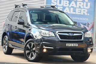 2016 Subaru Forester MY16 2.5I-L Grey Continuous Variable Wagon.