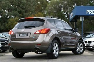 2009 Nissan Murano Z51 TI Brown 6 Speed Constant Variable Wagon