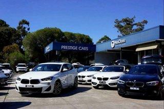 2019 BMW X2 F39 sDrive18i Coupe DCT M Sport White 7 Speed Sports Automatic Dual Clutch Wagon