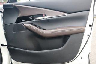 2021 Mazda CX-30 DM2WLA G25 SKYACTIV-Drive Astina Jet Black 6 Speed Sports Automatic Wagon.
