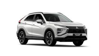 2021 Mitsubishi Eclipse Cross YB XLS Plus White 8 Speed Automatic SUV