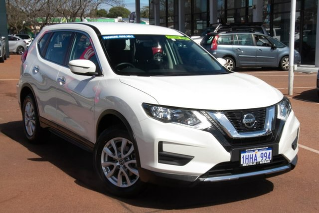 Used Nissan X-Trail T32 MY21 ST X-tronic 2WD Attadale, 2021 Nissan X-Trail T32 MY21 ST X-tronic 2WD White 7 Speed Constant Variable Wagon